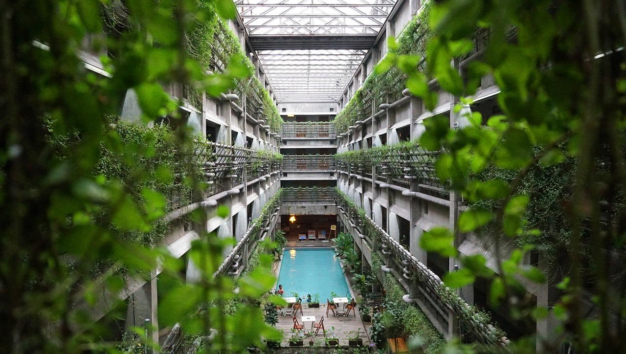 plan maison écologique